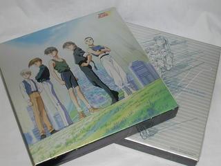 (LD)新機動戦記ガンダムW 全7巻2BOXセット
