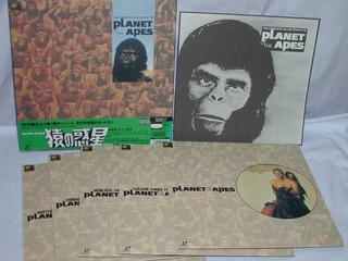 (LD)猿の惑星 コレクターズセットBOX