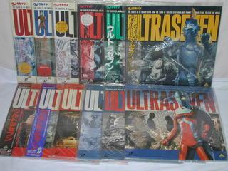 (LD)ウルトラセブン 全12巻セット