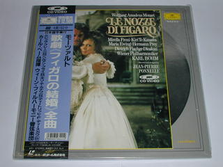 (LD)モーツアルト:歌劇≪フィガロの結婚≫全曲