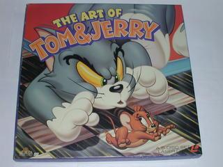 (LD)THE ART OF TOM&JERRY LD-BOX(輸入版)