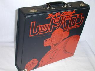 (LD:レーザーディスク)スーパーロボット レッドバロン パーフェクトファイル【中古】