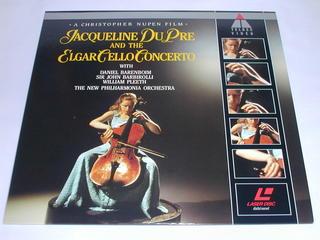 (LD) ジャクリーヌ·デュ·プレ/エルガ:チェロ協奏曲