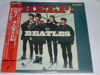 (LD:レーザーディスク)ヘルプ!4人はアイドル/ビートルズ 監督:リチャーソ・レスター【中古】