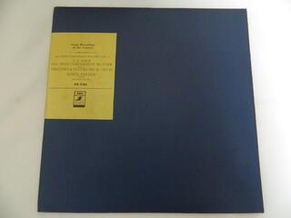 LP J.S.バッハ曲 平均律ピアノ曲全集 毎日がバーゲンセール 第2巻ーその2 第4集 おトク 中古
