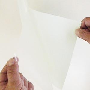 ラミネートフィルム A450枚セット (210×297mm)黒マーカー1本付ラミネーターなしで印刷物などをラミネート【パウチ加工】【保護シート】【送料無料】ラミネートシール 手貼り おしゃれ日本製 プロも愛用