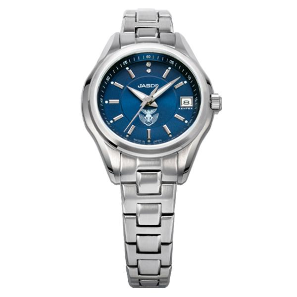【送料無料(一部地域除く)】KENTEX JSDF 航空自衛隊レディースモデル腕時計 S789L-02WAF