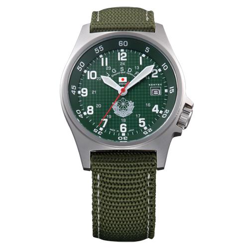【送料無料(一部地域除く)】【Kentex】JSDFスタンダードモデル陸上自衛隊腕時計[★誕生日★プレゼント]