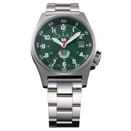 【送料無料(一部地域除く)】【Kentex】JSDFスタンダードモデル陸上自衛隊腕時計 S455M-09(01M)[★誕生日★プレゼント]