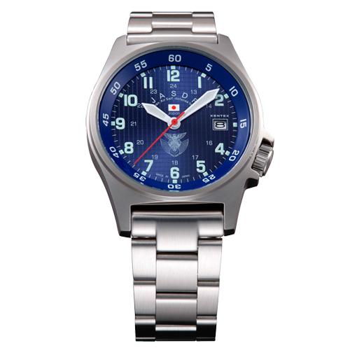 【送料無料(一部地域除く)】【Kentex】JSDFスタンダードモデル航空自衛隊腕時計 S455M-10(02M)[★誕生日★プレゼント]