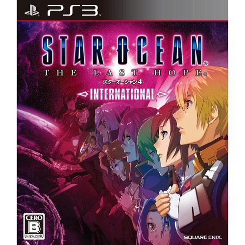 新品 PS3 公式ストア ゲームソフト アウトレットセール 特集 ソニー プレイステーション3 PS3ゲームソフト HOPR スターオーシャン4 LAST INTERNATIONAL THE