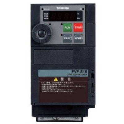 FVF-S152007PY1 東芝 システム部材 産業用換気扇用インバータ
