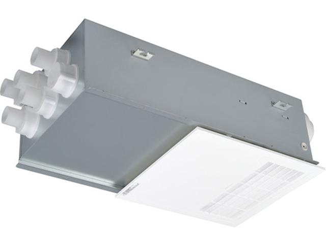 ●VL-11ZF 三菱電機 ロスナイ セントラル換気システム 天井カセット形 大風量タイプ<紙製全熱交換器> 居室系・洗面所用