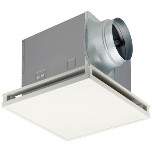 DVF-T20PQD 東芝 ダクト用換気扇 ツインエアロファン 低騒音形 インテリアパネル 強弱付 大風量形 居間・事務所・店舗用