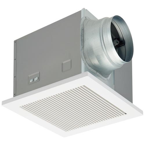 DVF-T20RVQD 東芝 ダクト用換気扇 ツインエアロファン 低騒音形 インテリア格子 強弱付 大風量形 居間・事務所・店舗用