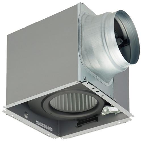 DVF-XT18QD 東芝 ダクト用換気扇 ツインエアロファン 低騒音形 ルーバー(本体カバー)別売 大風量形 強弱付 居間・事務所・店舗用