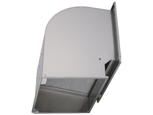 ●QW-60SDCFM 三菱電機 有圧換気扇用システム部材 有圧換気扇用ウェザーカバー 防火タイプ 一般用防虫網付