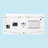 HCB13E7-342TL4K6B 日東工業 電気温水器(エコキュート)+IH用 HCB形ホーム分電盤 契約用ブレーカ付 入線用端子台付(ドア付) 露出・半埋込共用型 電気温水器用ブレーカ40A 主幹3P75A 分岐34+2