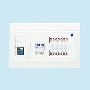 HPB3E7-342TL2B 日東工業 エコキュート(電気温水器)+IH用 HPB形ホーム分電盤 入線用端子台付(ドアなし) リミッタスペースなし 露出・半埋込共用型 エコキュート用ブレーカ20A 主幹3P75A 分岐34+2