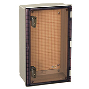 PL20-45CA 日東工業 プラボックス PL形プラボックス・透明扉タイプ(防水・防塵構造)