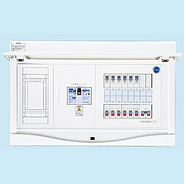 HCB13E6-122S3A 日東工業 太陽光発電システム用 HCB形ホーム分電盤 二次送りタイプ(ドア付) リミッタスペース付 露出・半埋込共用型 主幹3P60A 分岐12+2