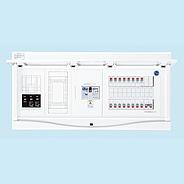 HCB13E6-322STLR434B 日東工業 エコキュート(電気温水器)+IH+蓄熱+太陽光発電用 HCB形ホーム分電盤 入線用端子台付 STLR434タイプ(ドア付) リミッタスペース付 露出・半埋込共用型 電気温水器用ブレーカ容量40A 主幹3P60A 分岐32+2