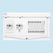 HCB3E10-322GCSA 日東工業 ガス発電+太陽光発電システム用 HCB形ホーム分電盤(ドア付) リミッタスペースなし 露出・半埋込共用型 主幹3P100A 分岐32+2