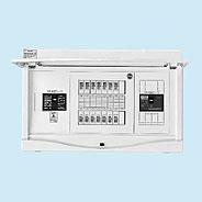 HCB3E5-102SEB 日東工業 エコキュート(電気温水器)+IH+太陽光発電用 HCB形ホーム分電盤 二次側分岐タイプ(ドア付) リミッタスペースなし 露出・半埋込共用型 主幹3P50A 分岐10+2