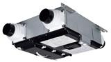●VL-20ZMH3-R 三菱電機 ロスナイ セントラル換気システム 薄型ベーシックシリーズ 温暖地タイプ<ハイパーEcoエレメント> 居室系・洗面所用