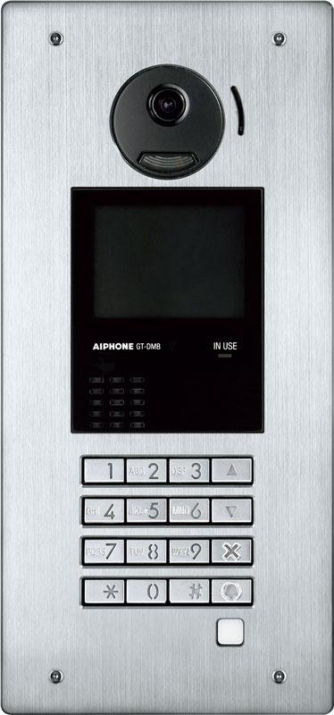 GT-DMB アイホン ビジネス向けインターホン テナントビル用インターホン GTシステム 10キー式カメラ付集合玄関機 GT-DMB