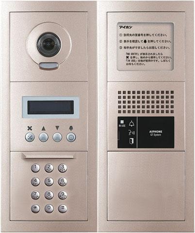 GT-DMNA アイホン ビジネス向けインターホン アイホン GT-DMNA テナントビル用インターホン GTシステム 10キー式カメラ付集合玄関機 GTシステム GT-DMNA, Suitable:c07158df --- officewill.xsrv.jp