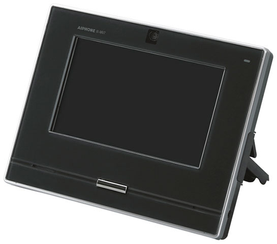IX-MV7-B IX-MV7-B 黒色 アイホン ビジネス向けインターホン IPネットワーク対応インターホン IXシステム 7型モニター付インターホン端末 受話器なし 黒色 受話器なし IX-MV7-B, WINS HOUSE:7496c17b --- officewill.xsrv.jp