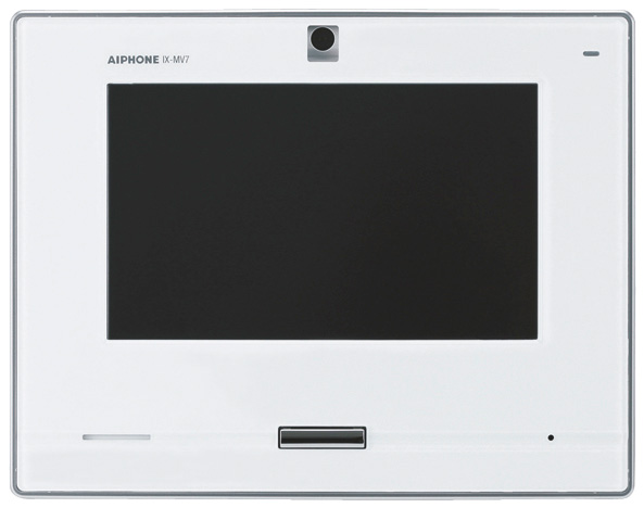 IX-MV7-W アイホン IX-MV7-W ビジネス向けインターホン アイホン IPネットワーク対応インターホン IXシステム 7型モニター付インターホン端末 IX-MV7-W 受話器なし 白色 IX-MV7-W, ギャラリーアートビジョン:ebbd9f06 --- officewill.xsrv.jp