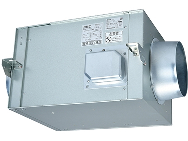 BFS-120SG 三菱電機 空調用送風機 ストレートシロッコファン天吊埋込タイプ 標準形 事務所・会議室用 単相100V