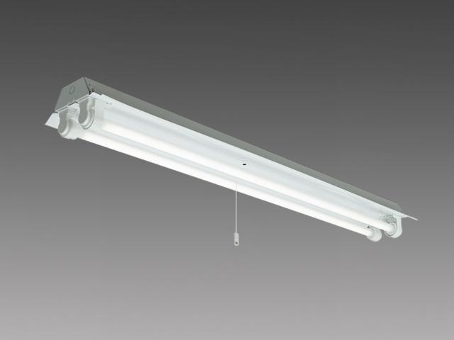 三菱電機 施設照明LED非常用照明器具 電池内蔵 直管LEDランプ搭載形Lファインecoシリーズ 防雨・防湿形器具30分間定格形 反射笠タイプ 2灯用 直付・吊下兼用形防水ケース入り 昼白色EL-LW-HH4102A/3 AHN