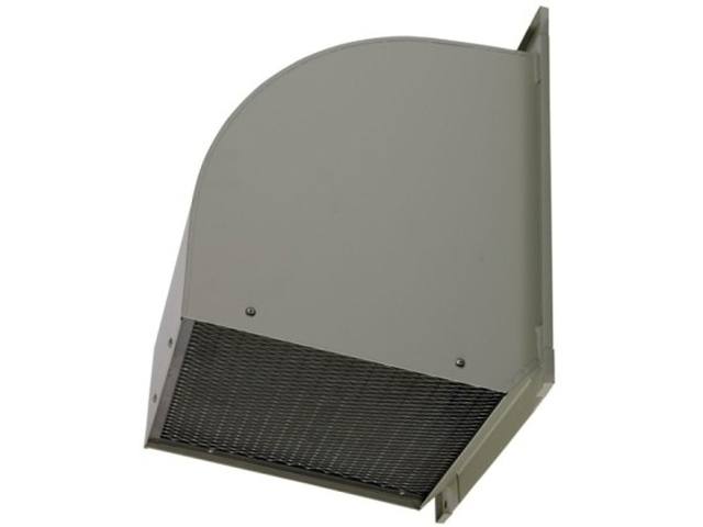 W-35TDBCM 三菱電機 有圧換気扇用システム部材 ウェザーカバー 排気形防火タイプ 厨房等高温場所用 鋼板製 防虫網標準装備