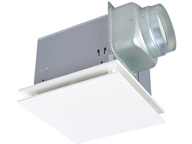 VD-20ZLEP10-FPS 三菱電機 ダクト用換気扇 天井埋込形 24時間換気機能付 居間・事務所・店舗用 消音形 大風量形 フラットインテリアタイプ VD-20ZLEP10-FPS