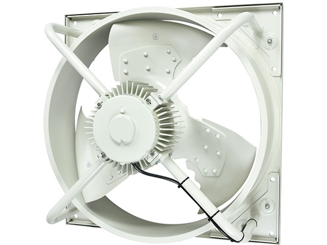 ●EWG-80LTA-Q-60 三菱電機 産業用有圧換気扇 低騒音形 3相200/220V 60Hz 工場・作業場・倉庫用 【給気専用】