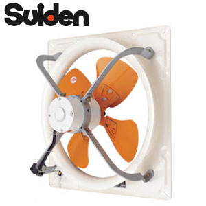 SCF-N50FF3 スイデン 有圧換気扇 標準型 三相200V