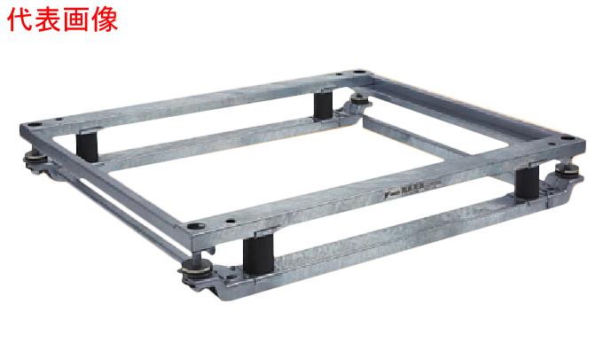 K-CBSG0324Aダイキン専用防振架台適用機種:チリングユニットオーケー器材 空調工事部材