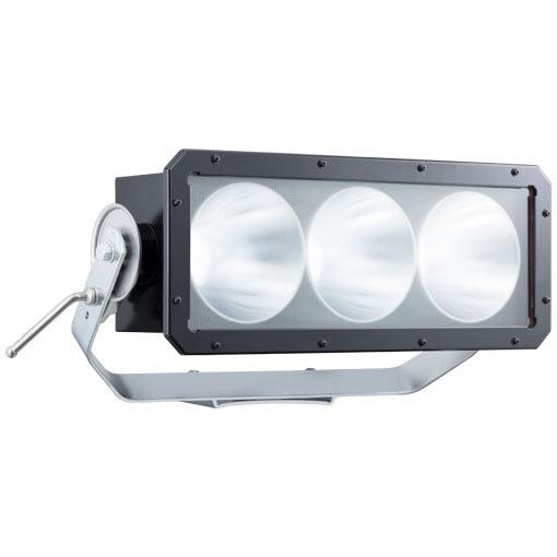 照明器具やエアコンの設置工事も承ります 電設資材の激安総合ショップ E36111M FCSAN8LED投光器 送料無料でお届けします レディオック フラッド フルカラー 演出照明 電源ユニット別置岩崎電気 お洒落 屋外 屋内用 120Wタイプ中角 施設照明