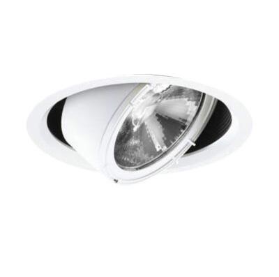 60-20710-00-97 マックスレイ 照明器具 基礎照明 GEMINI-L LEDユニバーサルダウンライト φ150 狭角 高出力タイプ HID70Wクラス 白色(4000K) 連続調光 60-20710-00-97