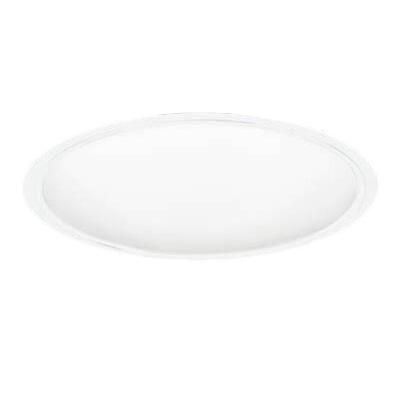 60-20890-10-90 マックスレイ 照明器具 基礎照明 LEDベースダウンライト φ200 広角 HID250Wクラス 電球色(2700K) 連続調光 60-20890-10-90