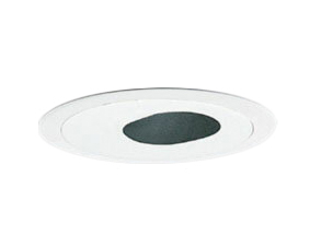 60-20996-00-91 マックスレイ 照明器具 基礎照明 CYGNUS φ75 LEDユニバーサルダウンライト 高出力タイプ ピンホール 狭角 HID20Wクラス 電球色(3000K) 連続調光 60-20996-00-91