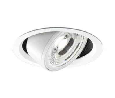 61-20714-00-90 マックスレイ 照明器具 基礎照明 GEMINI-M LEDユニバーサルダウンライト φ125 中角 浅型 HID35Wクラス 電球色(2700K) 連続調光 61-20714-00-90