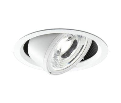 61-20714-00-91 マックスレイ 照明器具 基礎照明 GEMINI-M LEDユニバーサルダウンライト φ125 中角 浅型 HID35Wクラス 電球色(3000K) 連続調光 61-20714-00-91