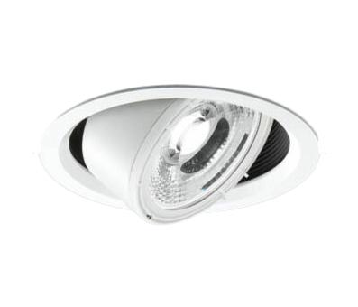 61-20714-00-97 マックスレイ 照明器具 基礎照明 GEMINI-M LEDユニバーサルダウンライト φ125 中角 浅型 HID35Wクラス 白色(4000K) 連続調光 61-20714-00-97