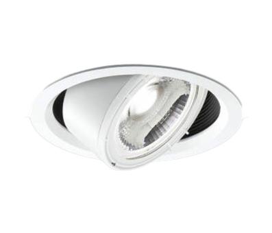 61-20715-00-90 マックスレイ 照明器具 基礎照明 GEMINI-M LEDユニバーサルダウンライト φ125 広角 浅型 HID35Wクラス 電球色(2700K) 連続調光 61-20715-00-90