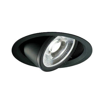 61-20724-02-85 マックスレイ 照明器具 基礎照明 スーパーマーケット用LEDユニバーサルダウンライト GEMINI-M 浅型 φ125 HID35Wクラス 中角 精肉 ライトピンク 連続調光 61-20724-02-85