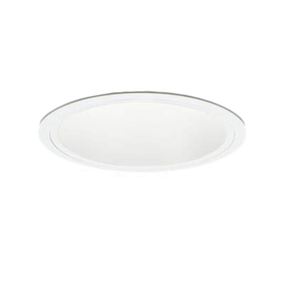 61-20896-10-97 マックスレイ 照明器具 基礎照明 LEDベースダウンライト φ125 広角 HID70Wクラス 白色(4000K) 連続調光 61-20896-10-97